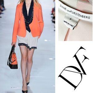 DVF Diane Von Furstenburg Runway Feriha blazer